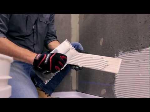 RONA   Comment Construire Une Douche En Céramique   YouTube