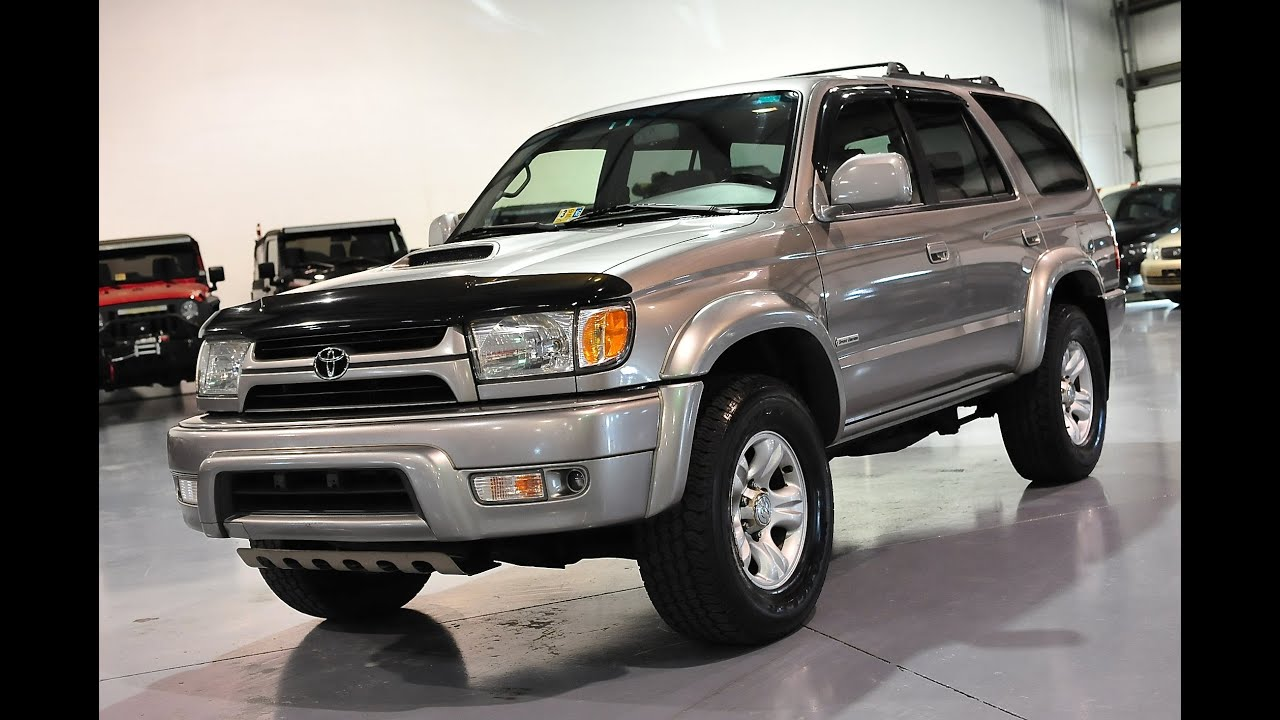 Davis Autosports 2002 Toyota 4runner Sport For Sale Youtube
