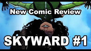 Check out Image Comics SKYWARD #1 by Joe Henderson and Lee Garbett