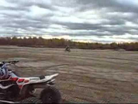 motocross pit bike electric EC500s avec mx et quad