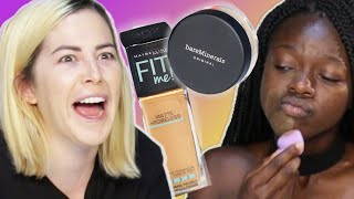 Women Try Amazon's Top-Rated Foundations