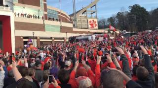 Clemson team arrives home after national championship