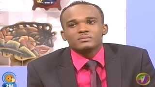 ABKA FITZ HENLEY ON SMILE JAMAICA ON TELEVISION JAMAICA    OCTOBER 19, 2015