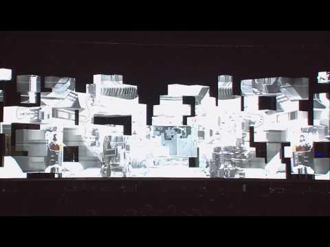 Amon Tobin ISAM 2.0 Live at Outside Lands