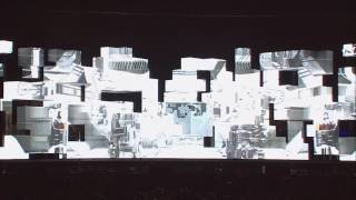 Amon Tobin ISAM 2.0 Live at Outside Lands