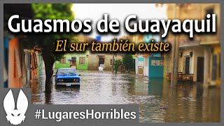 Los Lugares Más Horribles del Mundo: Guasmos de Guayaquil