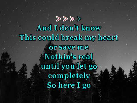 Kelly Clarkson - Sober (Album Version Karaoke)