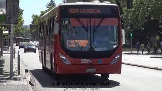 Transantiago 426   Marcopolo Torino - Scania K280UB (Euro 6) +FCA