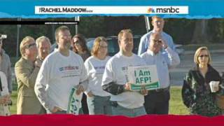 Koch Brothers Threaten Rachel Maddow, Maddow Backhands The Brothers