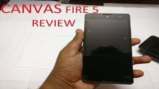 Micromax Canvas Fire 5 REVIEW
