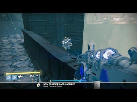 Destiny Ghost Fragment Saturn