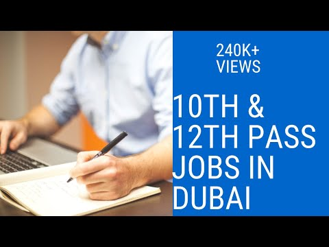 10th AND 12th PASS JOBS IN DUBAI IN UAE | FASI DUBAI DUBAI | SARDAR VLOGS !!!
