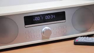 브리츠 BZ T7500 WC 클래식 CD 재생