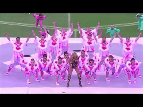 Havana Brown Performing Warrior  Asian Cup Opening Ceremony 2015
