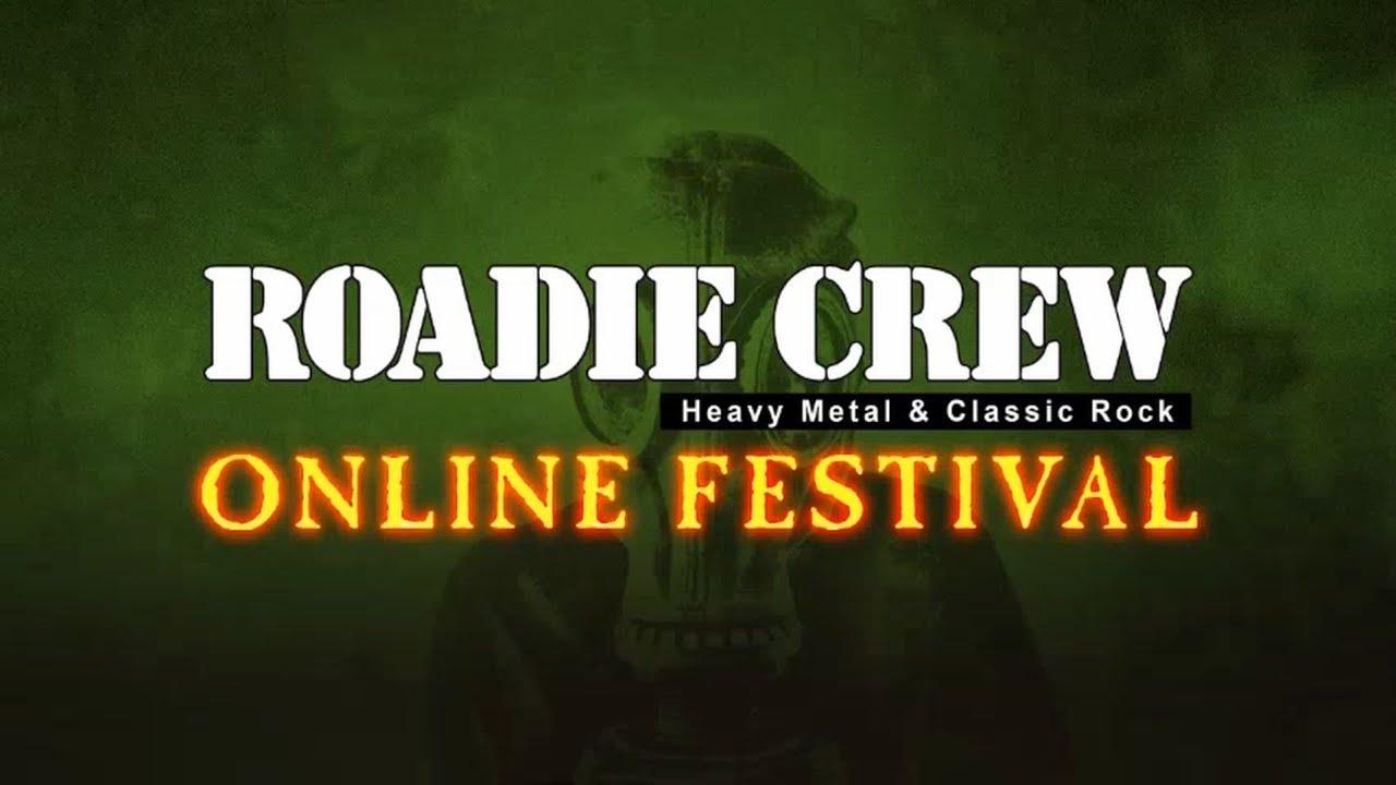 Roadie Crew Online Festival - 3º Edição