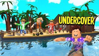 Boys On This Island Hated GIRLS.. So I Went UNDERCOVER! (Roblox Bloxburg)