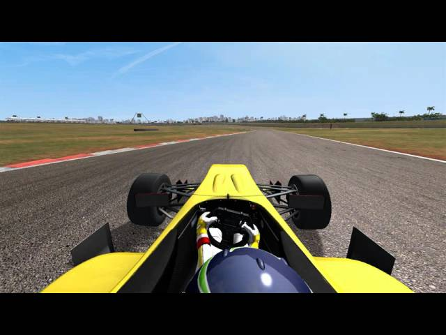 Automobilista Motorsports Simulator - F3 chassis F309 | beta version