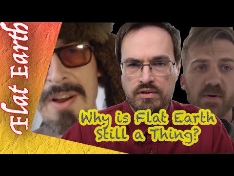 Why is Flat Earth a Thing in 2020? | Johnny Harris | Dangerfield | Dr. Todd Grande thumbnail