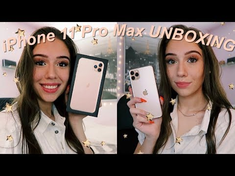 IPhone 11 Pro Max UNBOXING & Camera Test (iPhone XS Max Vs. IPhone 11 Pro Max)