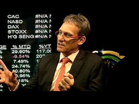 CEO Chris Griffith on AMPLATS' steep loss in profits