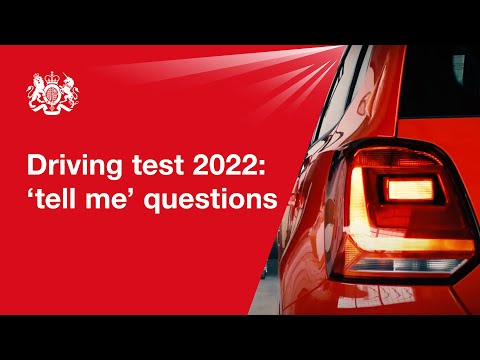 'Show me, tell me': tell me questions 2019: official DVSA guide Mp3