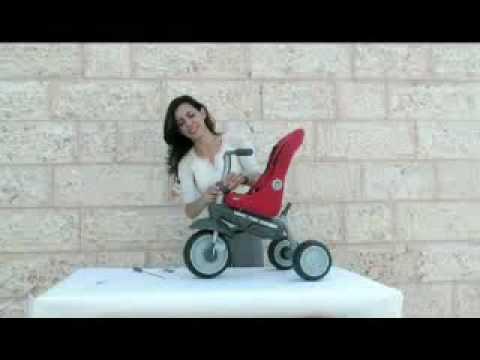 Toys R Us Smart Trike Recliner