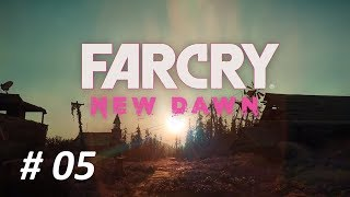 LIVE STREAM FARCRY NEW DAWN #05 (PS4 Pro) Gameplay German (Ösitalk) USK18
