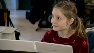 How 11-year-old prodigy composed an opera