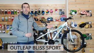 "Обзор велосипеда Outleap Bliss Sport 27.5"""