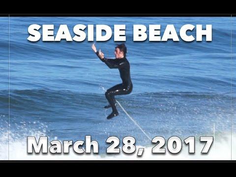 Seaside Beach - March 28, 2017