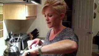 Christian's Kitchen Lemon Pepper Shrimp Pasta Part 2!