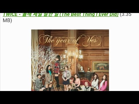 Best Sites To Download Kpop Songs