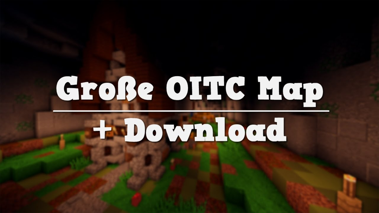 Minecraft Große OITC Map Download YouTube - Minecraft grobe hauser download
