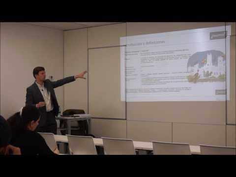 Ciclos Directivos -  David Noack Pérez.  Director Madrid Convención Bureau