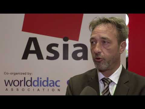 Worlddidac Asia 2017: 132 exhibitors from 19 countries