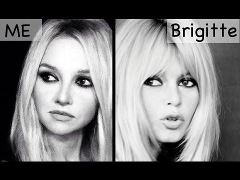 Brigitte Bardot Makeup Tutorial