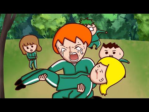 Onion Man | 魷魚遊戲!聖母主角!生存遊戲電影的各種老梗套路!