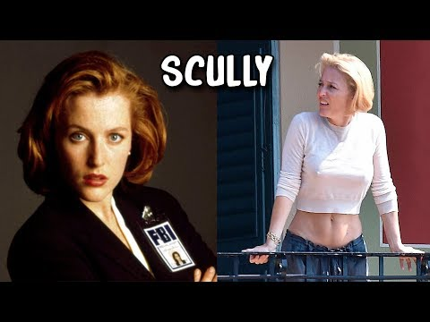 X-Files Before and After 2018 【WOMBAT NATION】