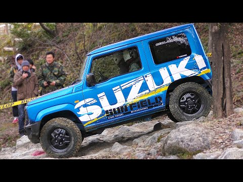 愛知スズキの新型ジムニー 2019 JDM Suzuki Jimny Turbo charged 660cc Offroad