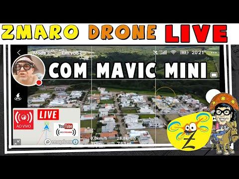 Live Com O Mavic Mini - MiniZ Do Zmaro