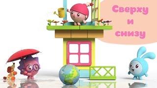 Малышарики - Шарик (43 серия) | Обучающие развивающие мультфильмы