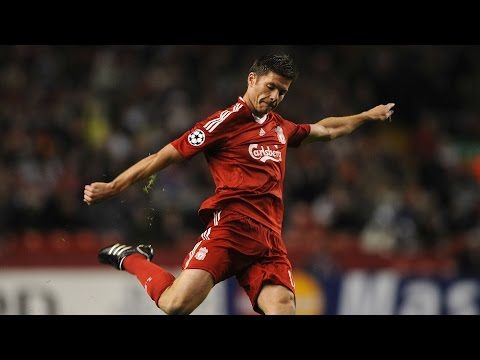 Xabi Alonso's 18 Goals For Liverpool