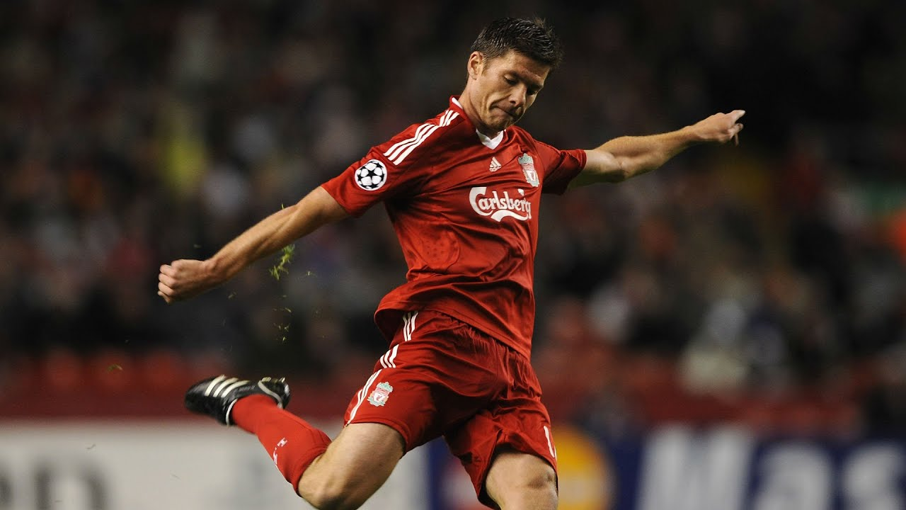 Image result for xabi alonso liverpool