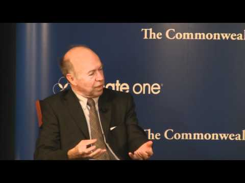 Climatologist James Hansen at Climate One and the Commonwealth Club