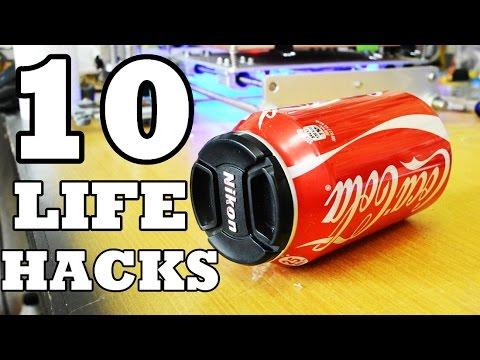 10 simple Life Hacks