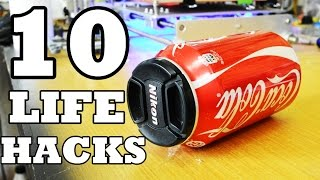10 Lifehacks That Simplify Your Life!
