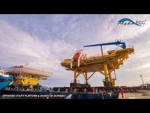 Offshore Utility Platform & Jacket