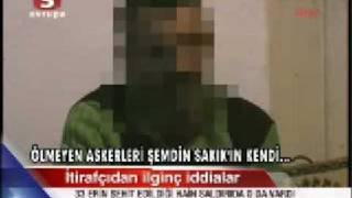 33 Er'in Sehit edildigi saldirida O da vardi / PKK itirafcisin'dan korkunc itiraflar