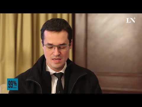 Lava Jato: Hugo Alconada Mon entrevista a Deltan Dallagnol, jefe de fiscales del Lava Jato - 99%