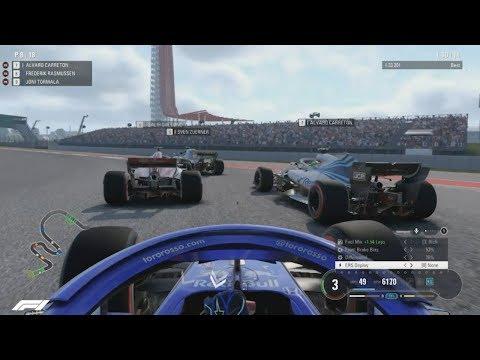 F1 New Balance Esports Pro Series 2018: Grand Final Best Bits